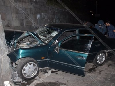 1-year-old boy dies in hospital after Yerevan road accident
